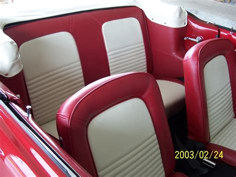 Car And Truck Upholstery by Classic Two Tone Auto Upholstery Classiccars