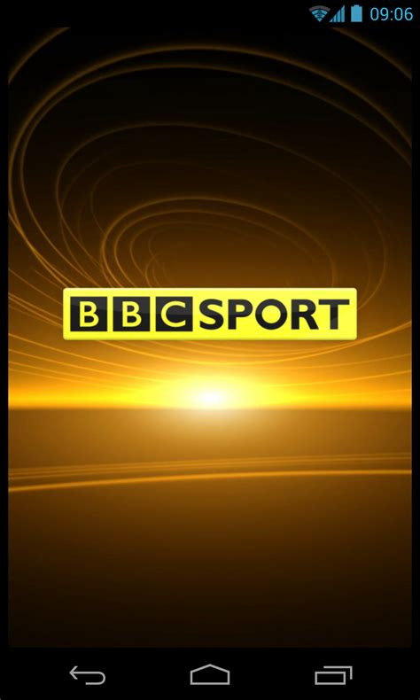 BBC Sport App now available on Android Coolsmartphone