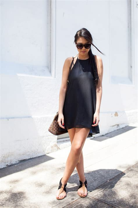Black dress-The ultimate fashion trend - Godfather Style