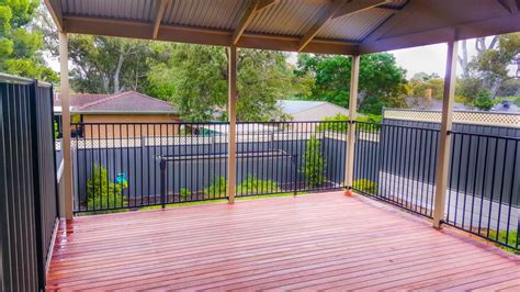 Merbau Decking Adelaide by Decking Timber Pergolas From Adelaide Pergolas