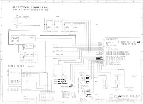 questions about lt10 wiring diagram rx7club mazda