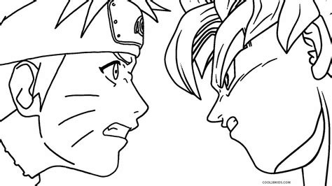 printable naruto coloring pages  kids coolbkids