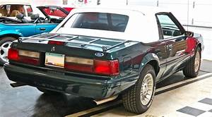 1990 FORD MUSTANG CONVERTIBLE - 161486