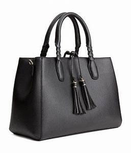 H M Taschen : damen accessoires taschen meine auswahl h m de taschen taschen handtasche schwarz ~ Pilothousefishingboats.com Haus und Dekorationen