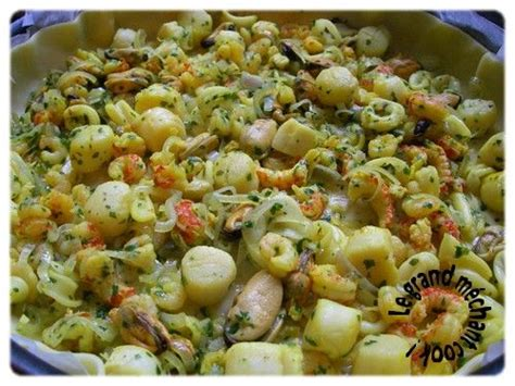 quiche aux fruits de mer ap 233 ritive le grand m 233 chant cook