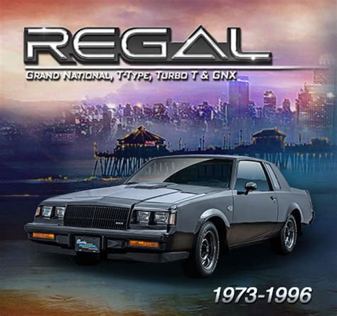 1996 Buick Regal Parts by Classic Industries 1973 1987 Buick Regal Parts And