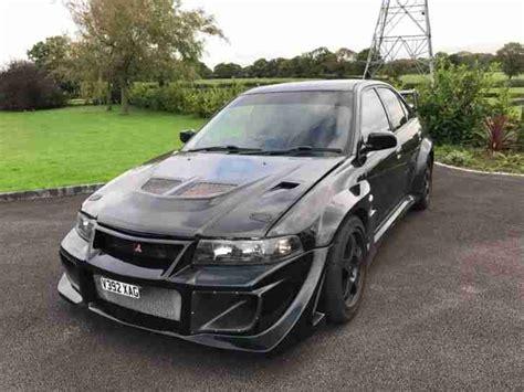 Black Mitsubishi Evo by Mitsubishi Lancer Evo Vi Tommi Makinen Black Varis