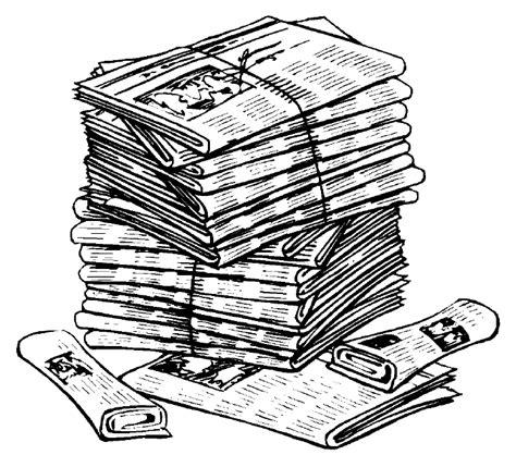 Newspaper Clipart Newspaper Clip Clipart Panda Free