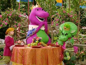 Barney I Love My Friends DVD