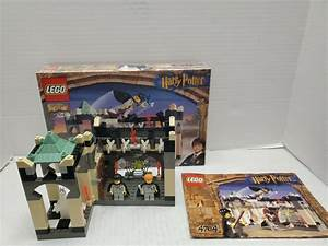 Lego Harry Potter 4704 Chamber Of The Winged Keys Complete