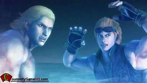 Street Fighter X Tekken Hwoarang and Steve Fox Funny Story ...