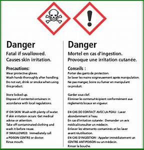 whmis 2015 safety data sheet sds osh answers autos post With whmis labels template