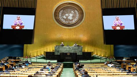 Bangladesh urges World to take effective role to find ...