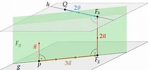Abstand Punkt Gerade Berechnen : abstand windschiefer geraden lotfu punkte mit hilfsebene beispiel ~ Themetempest.com Abrechnung