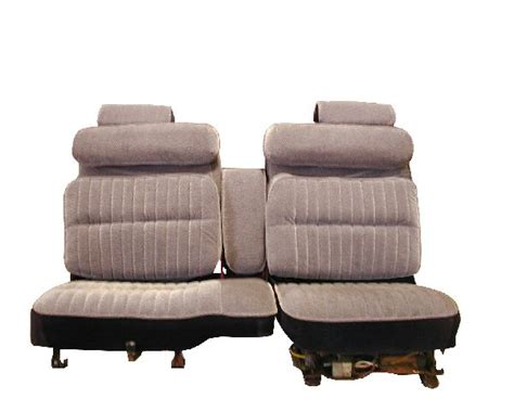 chevy el camino seat upholstery front seats