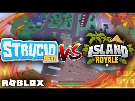 strucid  island royale    youtube