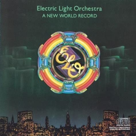 a new world record electric light orchestra songs