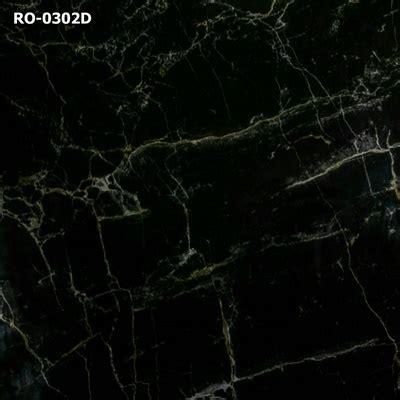 แกรนิตโต้ ลายหินอ่อนเคลือบขัดเงา รอยัลแบล็คมาเบิ้ล สีดำลาย 60x60 ซม. เกรด A - Jadeplus