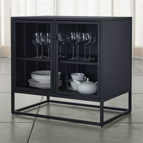 casement black small sideboard reviews crate  barrel