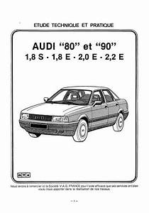 1986 1991 Audi 80 Service And Repair Manual