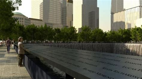 The people behind rebuilding WTC to read 9/11 victims ...