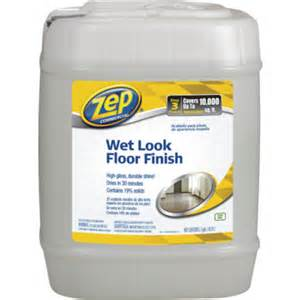 floor finish 5 gallon zep look hd supply
