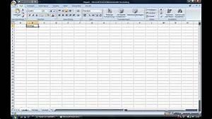 Excel Tabelle Erstellen