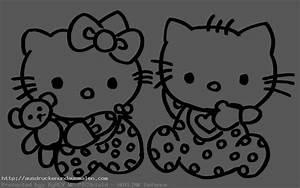 Bilder Zum Ausmalen Hello Kitty 9 Bilder Zum Ausmalen