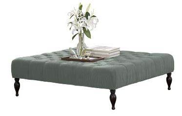 Make An Ottoman From A Coffee Table by Green Notebook Make An Ottoman From A Coffee Table