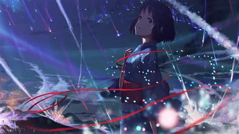Free Anime Live Wallpaper - kimi no na wa anime live wallpaper free desktophut