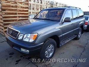 Parting Out 1998 Lexus Lx 470 - Stock - 5274yl