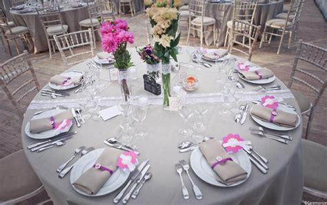 decoration de table mariage decoration pour mariage chic le mariage