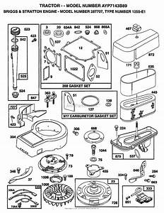 Ayp  Electrolux 7143b89  1998  Parts Diagram For Briggs And