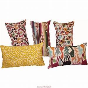 Cuscini Decorativi Vendita Online  Buono Cuscino Arredo Jacquard 30 Cm X 50 Cm Etnici Multicolor