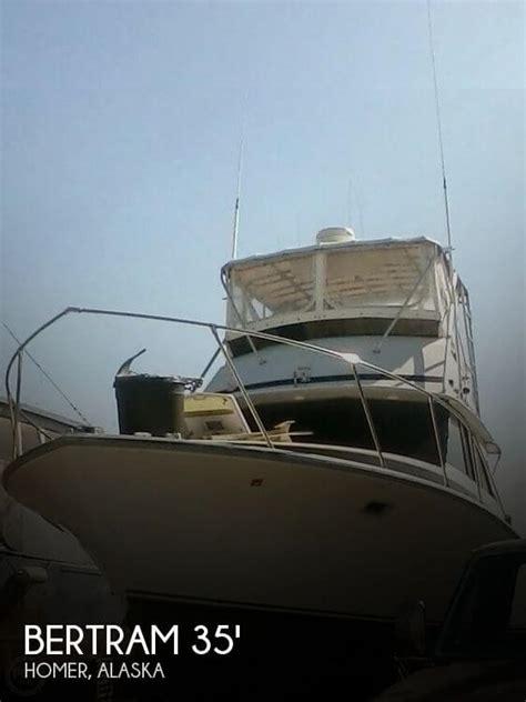35 Foot Bertram Boats For Sale by 1978 Bertram 35 Fishing Boat For Sale In Bay Ak