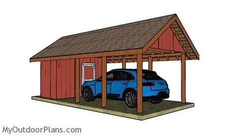 detailed diy garage plans  instructions