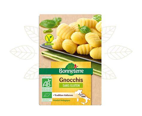 gnocchis sans gluten bio p 226 tes fraiches et gnocchis bio