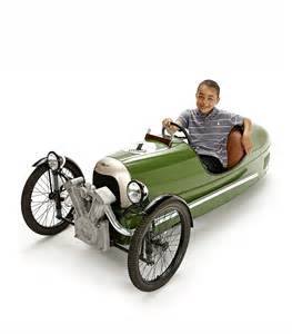Morgan Three Wheel Pedal Car