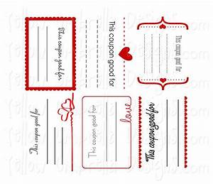 yellow umbrella designs valentine coupons free With love coupons for him template