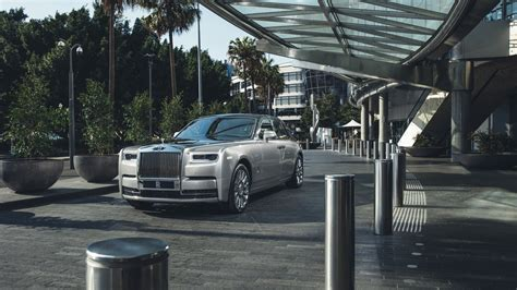 2017 Rolls Royce Phantom 4k 3 Wallpaper
