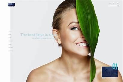 Salon Beauty Themes Spa Parlour Wordpress Massage