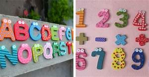 educational 26 large wooden hand painted magnetic letters With large magnetic letters for signs
