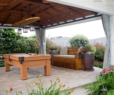 Best 25+ Outdoor Pool Table Ideas On Pinterest
