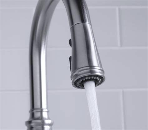Kohler Bellera Faucet Specs by Kohler K 560 Vs Bellera Pull Kitchen Faucet Vibrant