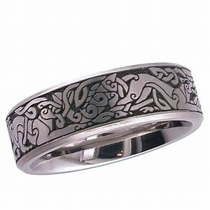 pin by kelly richardson on norse celtic wedding ring With norse wedding rings
