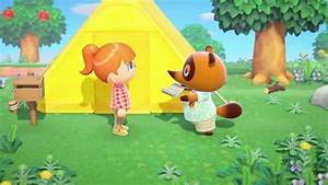 go on with animal crossing new horizons for the
