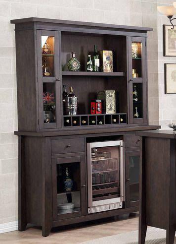 Back Bar Furniture by Bar Back Bar W Hutch Top E C I Furniture