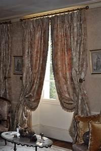 Tissus Pour Double Rideaux : rideaux voilages et double rideaux sur mesure atelier secrea ~ Melissatoandfro.com Idées de Décoration