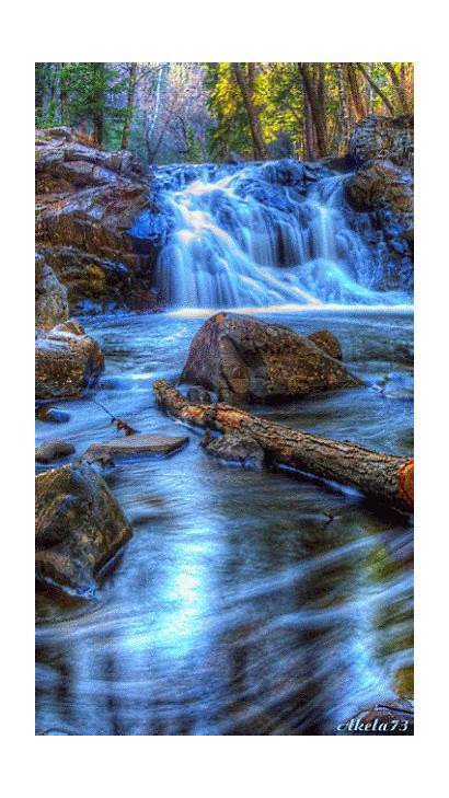 Nature Forums Waterfalls Central Amazing Waterfall Animated