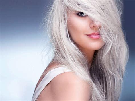 graue haare der haarfarben trend nivea